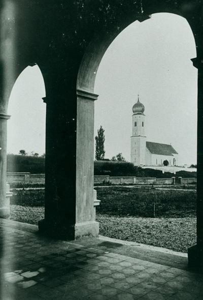 Friedhof 1896