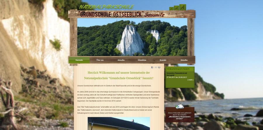 Nationalparkschule Ostseeblick