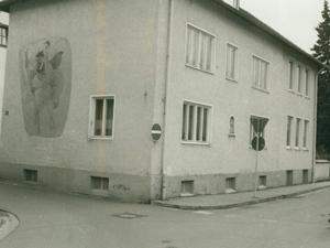 Pfarrhof an der Erberstrasse 1985