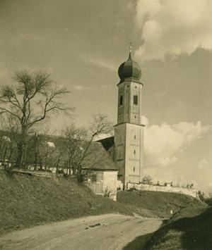 Pfarrkirche 1925