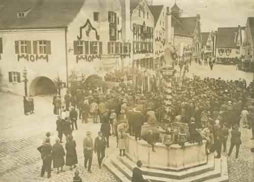 Schuetzenfest 1926