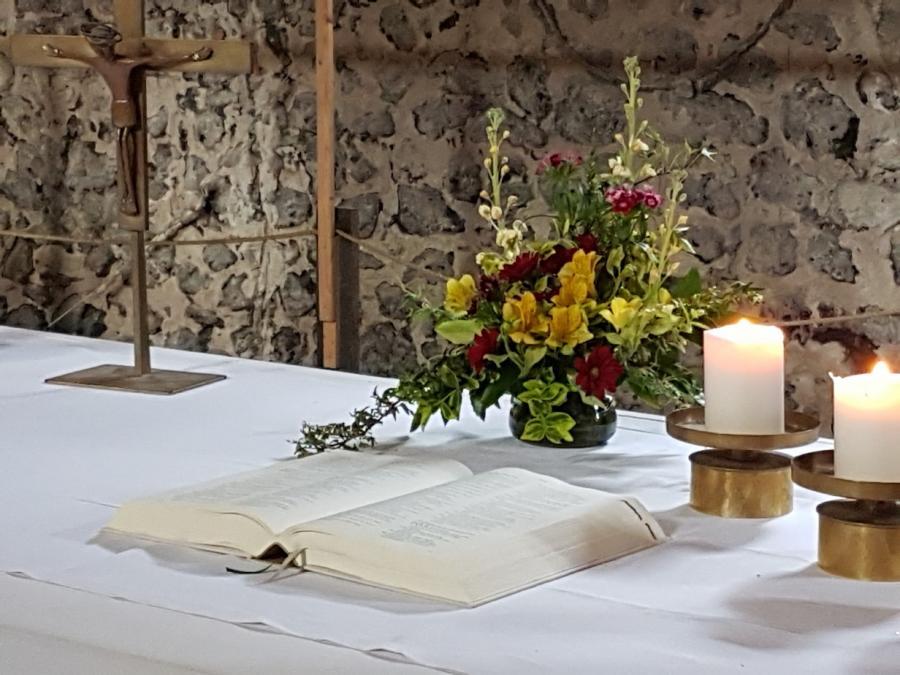 Herzliche Einladung zum Gottesdienst in unserer Stadtpfarrkirche Beelitz.