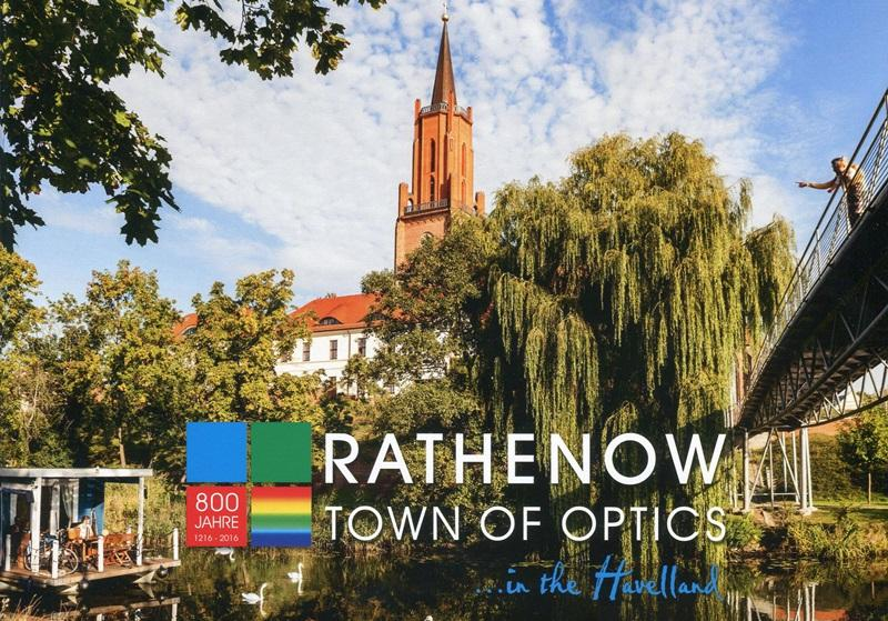 Rathenow - Town of Optics