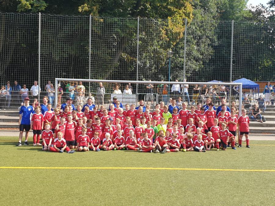 DFA-Fußballschule 2019