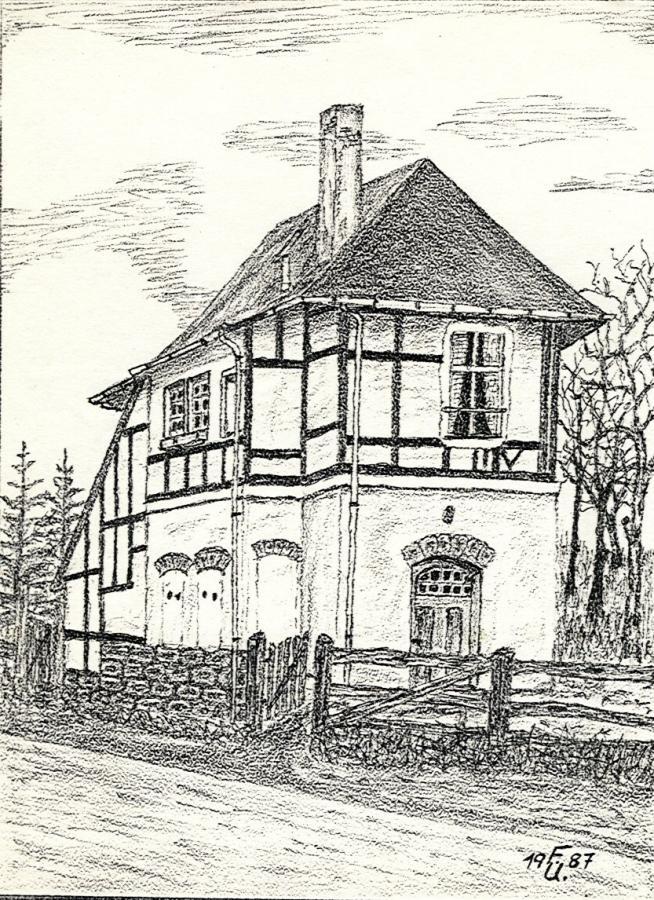 Nach einer Zeichnung von Friedhelm Uhlenheuer aus dem Jahre 1987