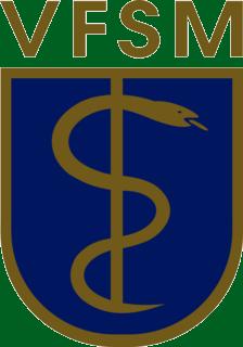 Logo des Vereins zur Förderung der Sportmedizin e.V.