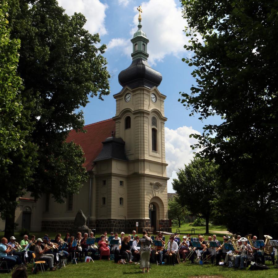 51. Havelländischer Posaunentag am 8. Juli 2017