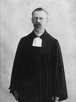 Pfarrer Alfred Schmidt