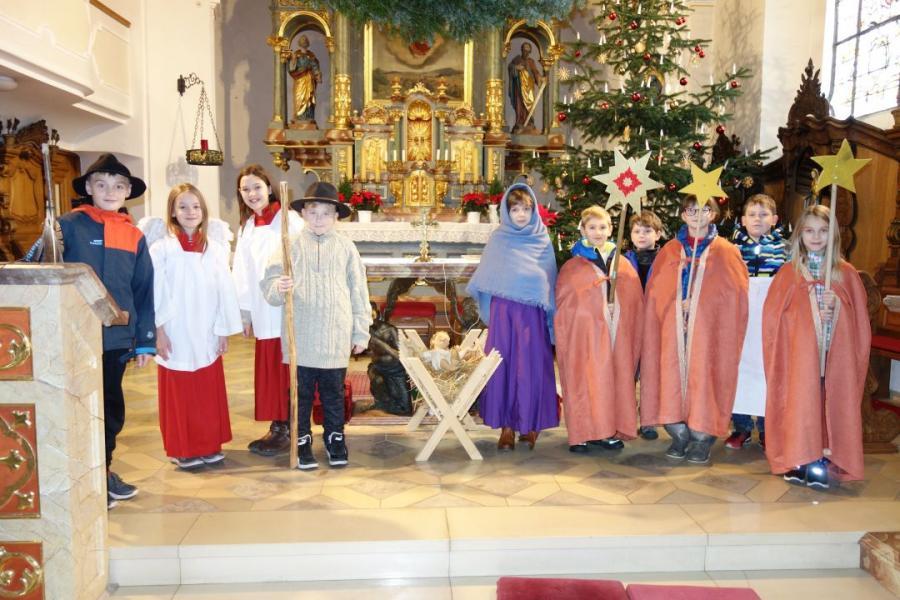 Weihnachten Blaibach 2018 1