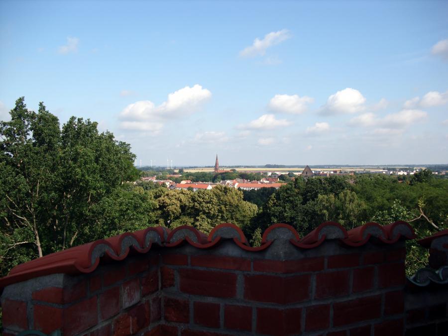Bismarckturm Blick