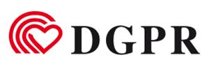 Logo der Deutsche Gesellschaft für Prävention und Rehabilitation von Herz-Kreislauferkrankungen (DGPR)