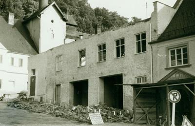 Abbruch 1970