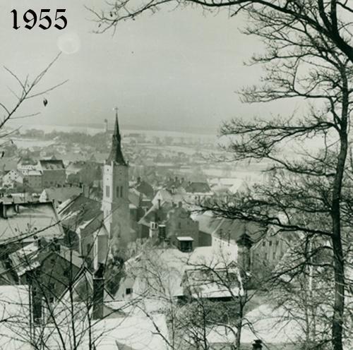 Frauenkirche1955