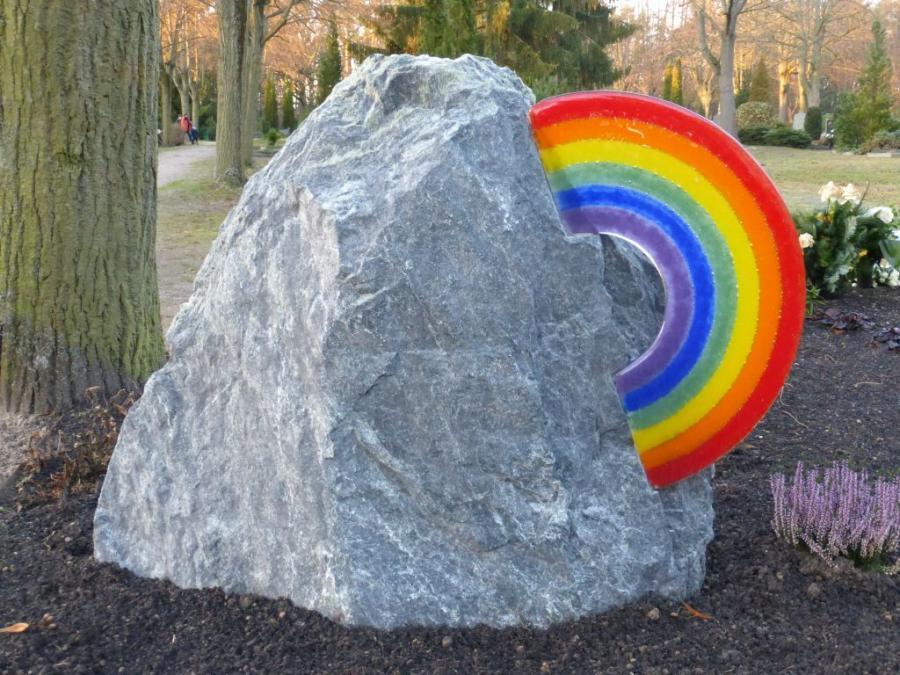 Der Regenbogen-ein Zeichen