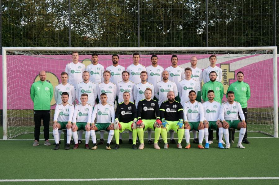 2.Mannschaft Saison 201-2020-01