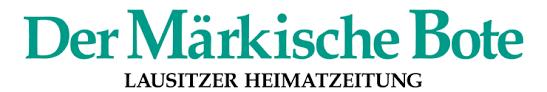 Logo Märkischer Bote