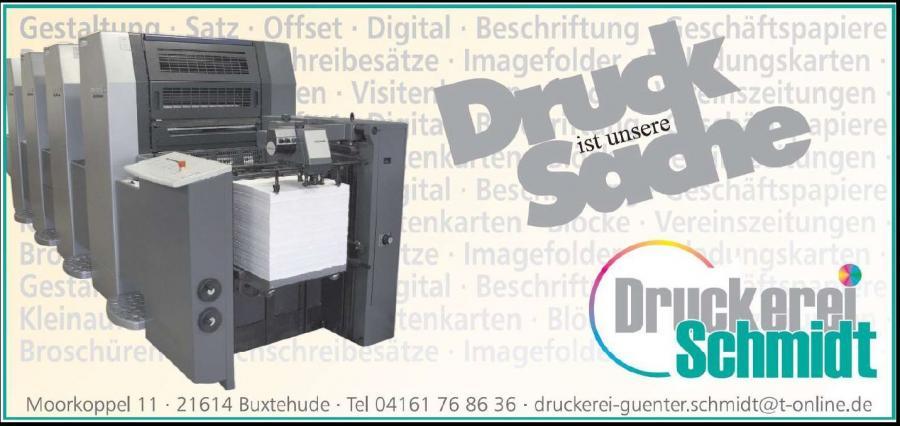 Druckerei Schmidt