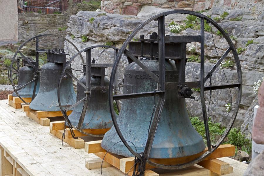 Die alten Glocken