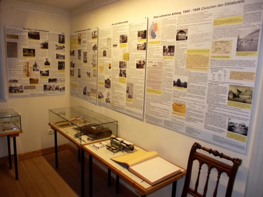Museum Neukloster 1 Raum
