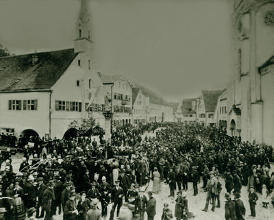 Marktplatz 1930