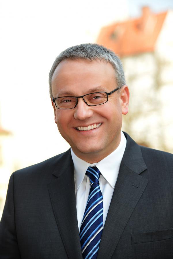 Landrat Götz Ulrich, Vorsitzender