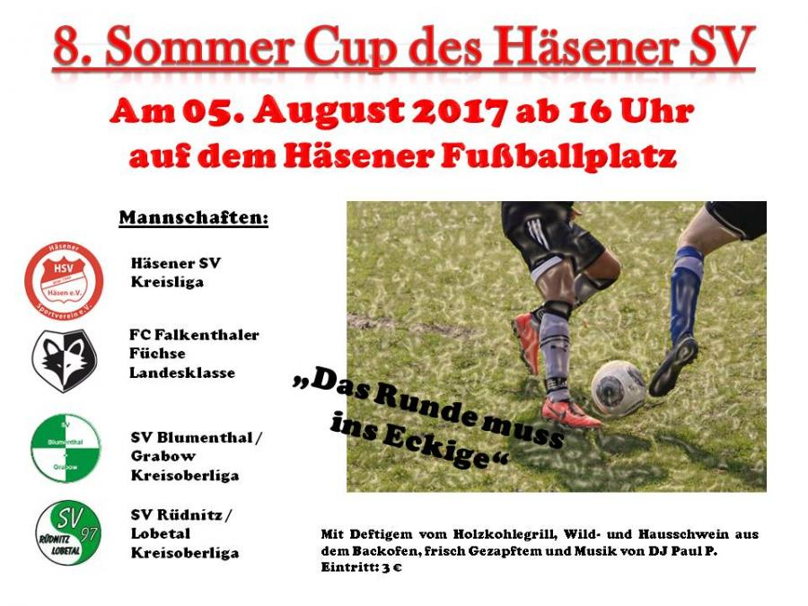 8. Sommercup