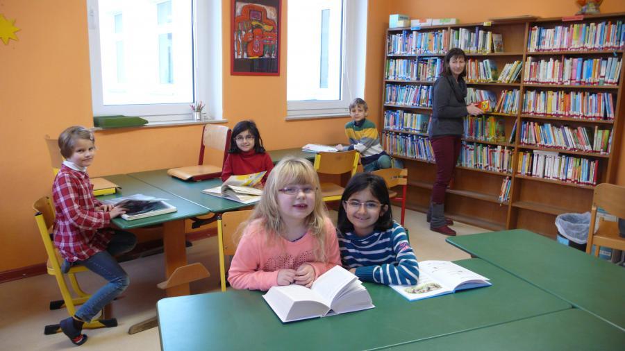 Die Bücherei 001