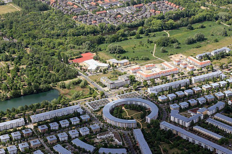 Luftbild Falkenhöh 2015