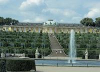 Schloss Sanssouci Foto: Stiftung Preußische Schlösser und Gärten/Wolfgang Pfauder
