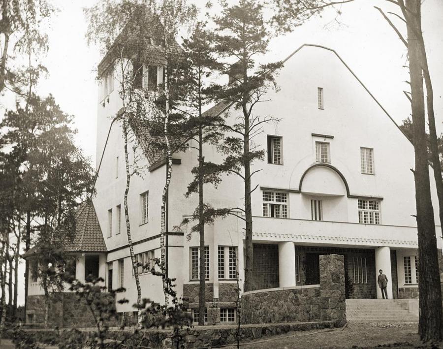 Haus Molchow 1908 (Carsten Bergmann)