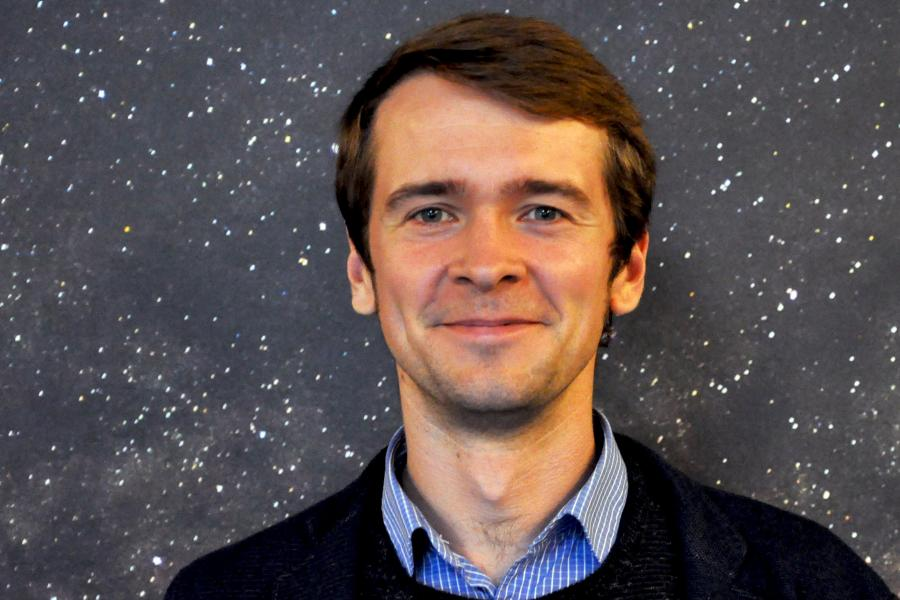 Simon Plate, Planetariumsleiter