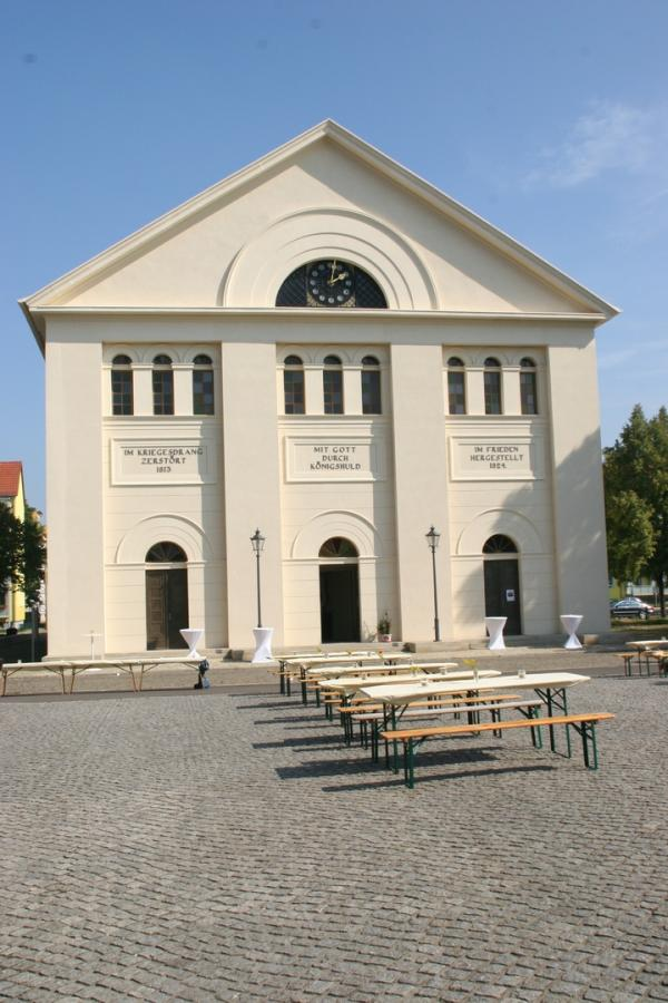 St. Nicolai-Kirche, 2015