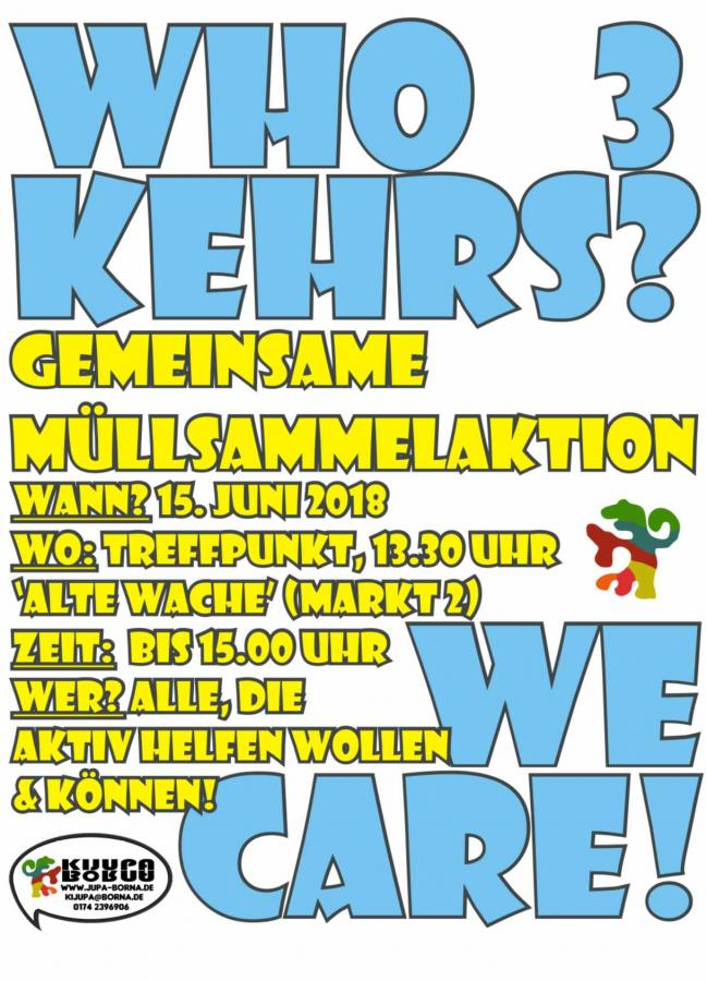 who kehrs? we care! 3