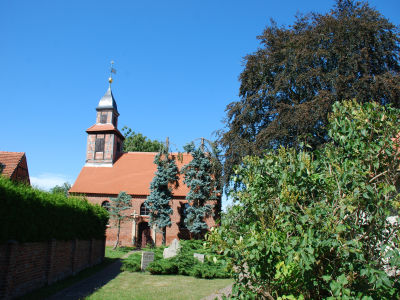 Dorfkirche Wassersuppe, Foto: Tourismusverband Havelland e. V.