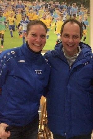 Tina Kirchhoff und Dirk Hasselmann