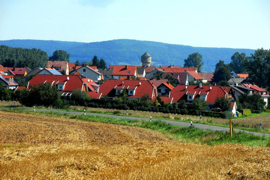 Ortsansicht Wüstfeld