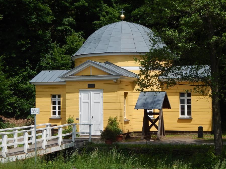 Petruskapelle in Alexisbad