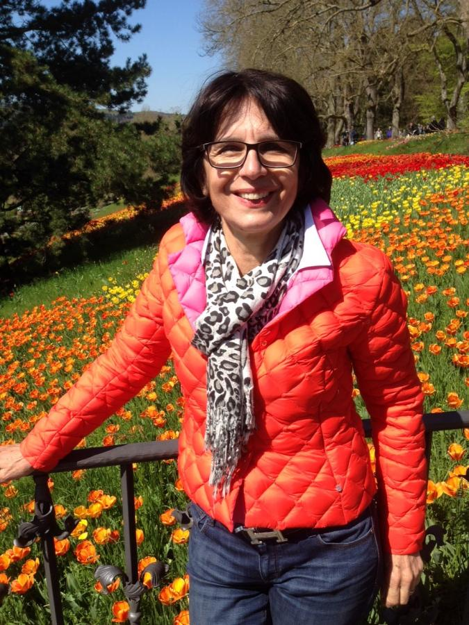 Vorsitzende Angelika Banzhaf