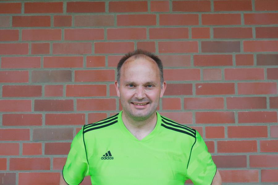 1. Vorsitzender Dierk Lange