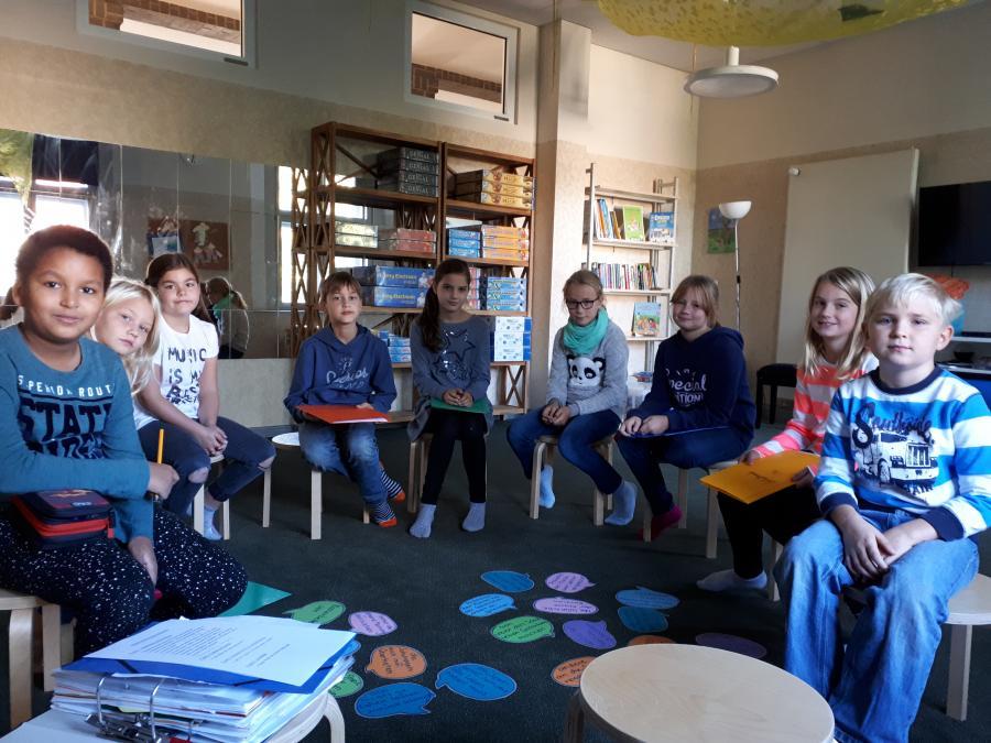 1. Sitzung Schülerrat