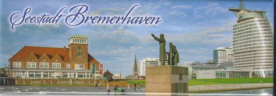10011 Magnet Seestadt Bremerhaven