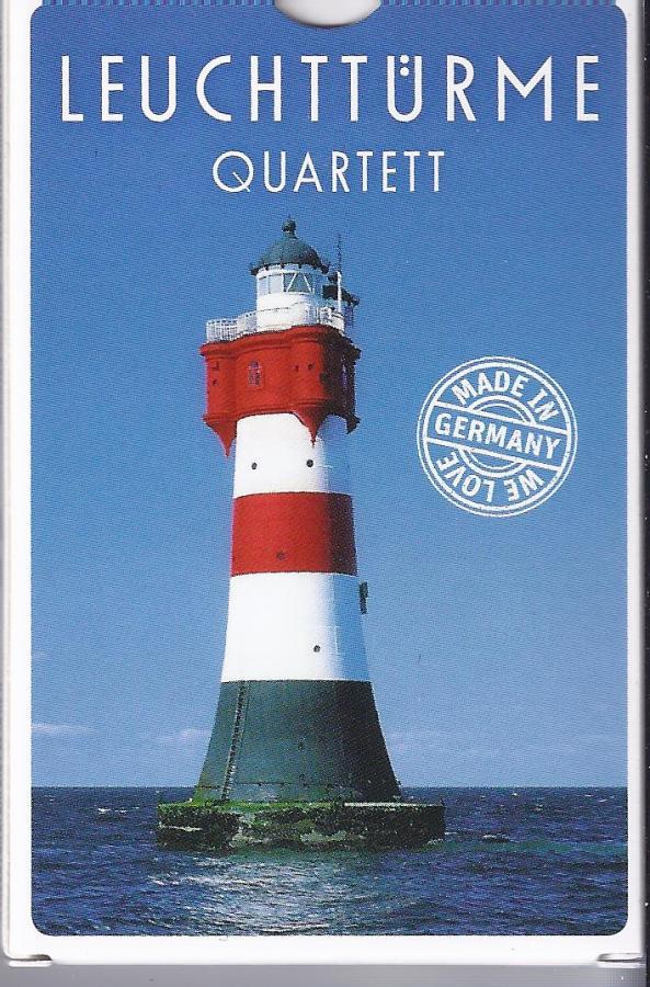 Quartett Leuchttürme