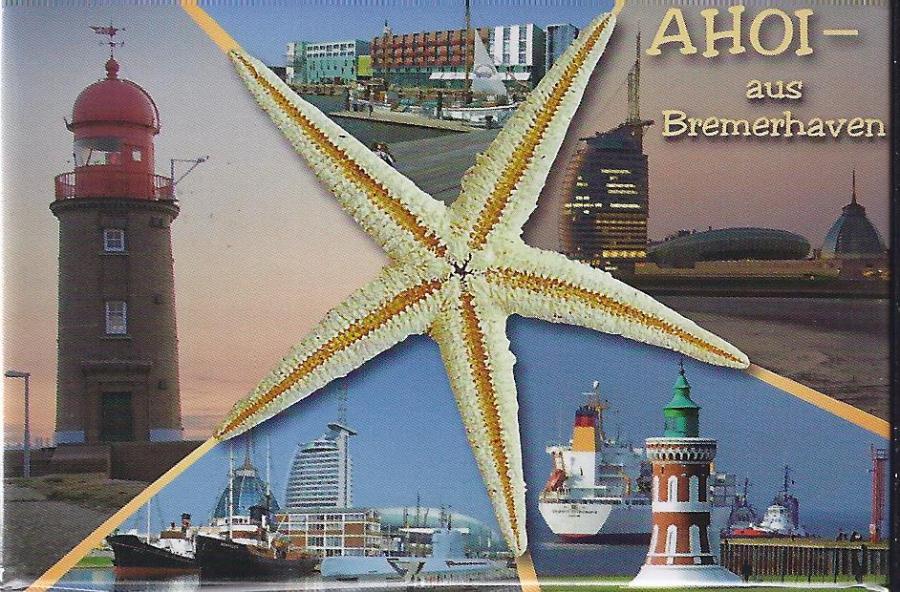 Fotomagnet Bremerhaven