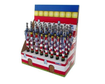 10041 Kugelschreiber Leuchttürme Moin-Moin