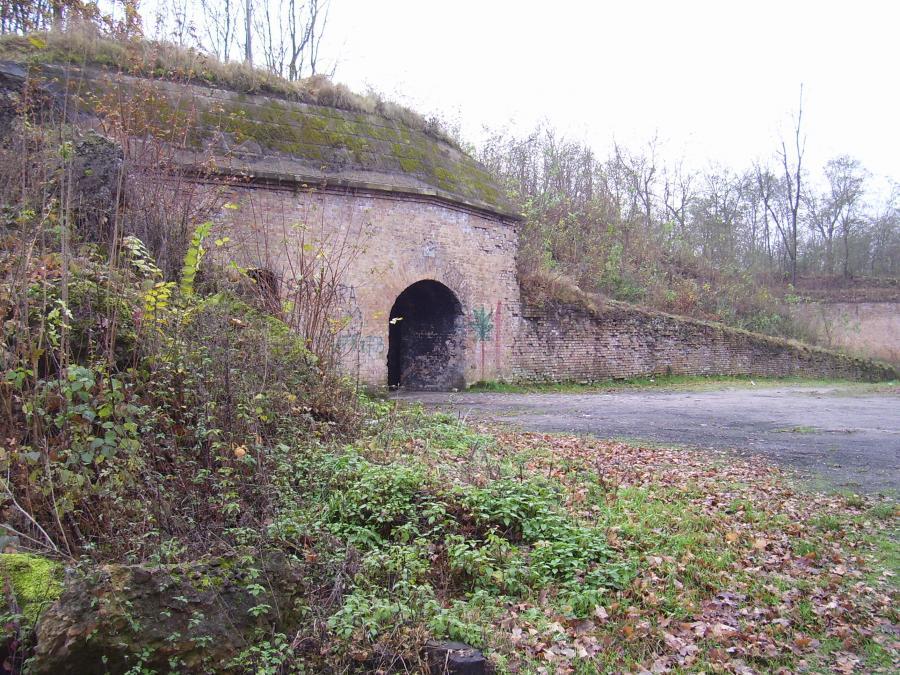 Festung: Das Fort Säpzig