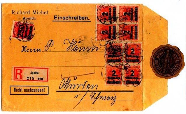 100 Jahre Michelkatalog Präsent