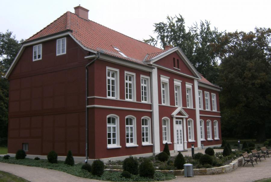 Ansicht Albrecht Thaer Haus