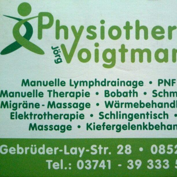 Physiotherapie Voigtmann