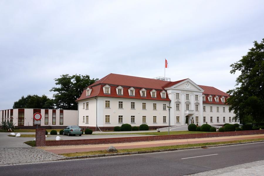 Seehotel mit Fälschermuseum