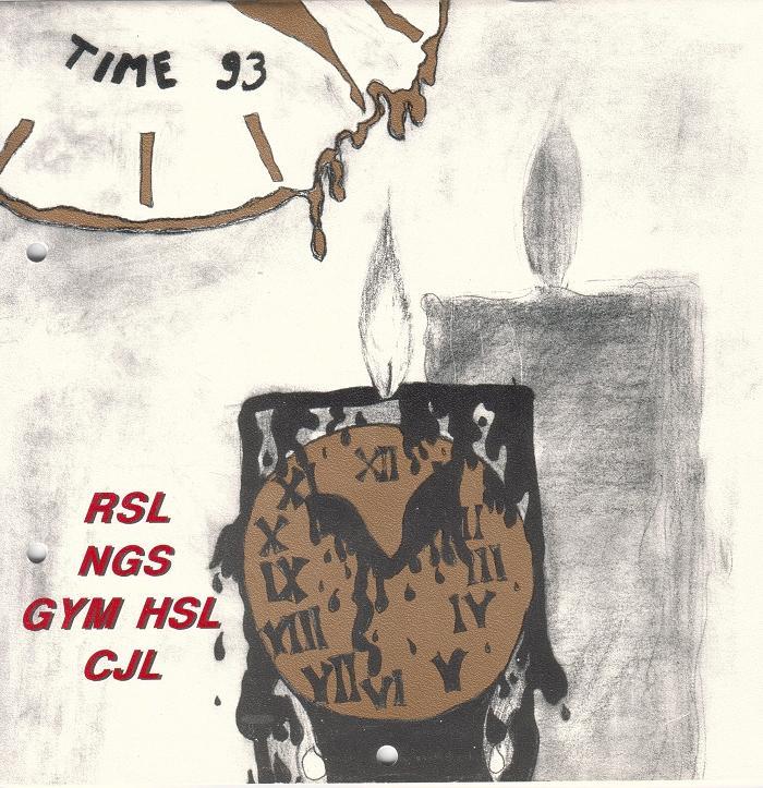 Titel Schulkalender 1993